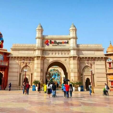 Bollywood Parks Dubai Tickets | KitMyTrip