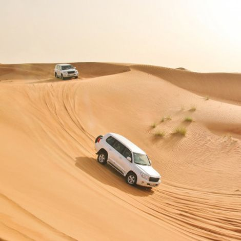 Dubai Desert Safari | Tours & Packages | KitMyTrip