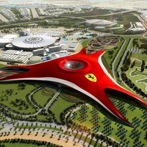 Ferrari World Abu Dhabi | Book Tickets | KitMyTrip