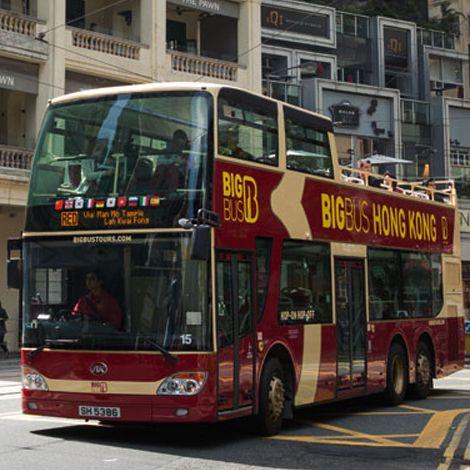 Hong Kong Big Bus Tour   Hop On Hop Off   KitMyTrip