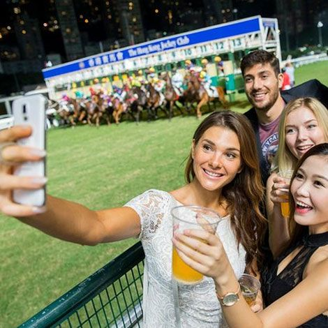 Horse Races Pub Crawl
