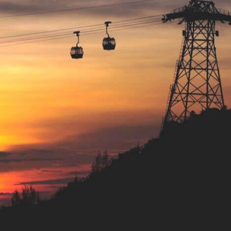 Lantau Island Cable Car | 360 Sunset Tour | KitMyTrip