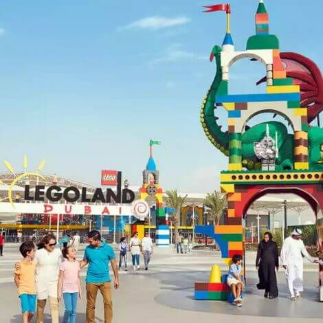 Legoland Dubai Tickets  Prices & Offers  BookMyExperiences