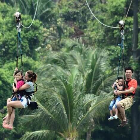 Mega Adventure Singapore  Travel Attractions   KitMyTrip