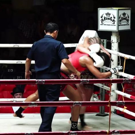 Muay Thai Fighting Phuket