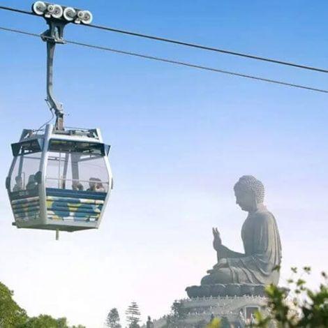 Ngong Ping 360 Tickets | Standard Cabin | KitMyTrip