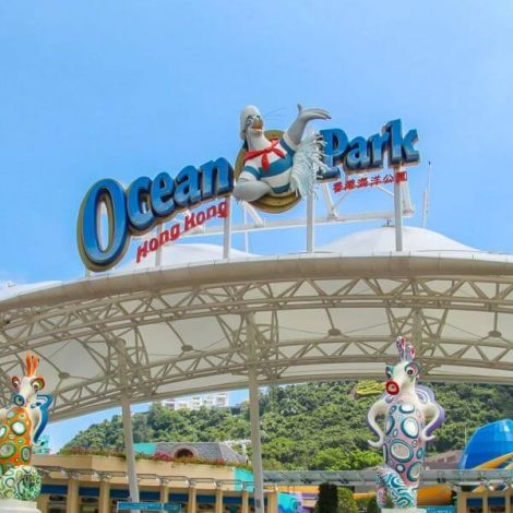 Ocean Park Hong Kong Tickets | KitMyTrip