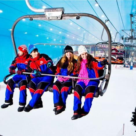 Ski Dubai Tickets & Offers | Indoor Ski Slopes | KitMyTrip