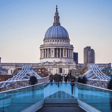 St Paul's Cathedral Tickets | KitMyTrip
