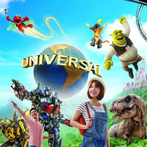 Universal Studios Singapore   Book Tickets   KitMyTrip