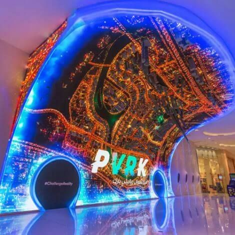 VR Park Dubai | Tickets & Packages | KitMyTrip