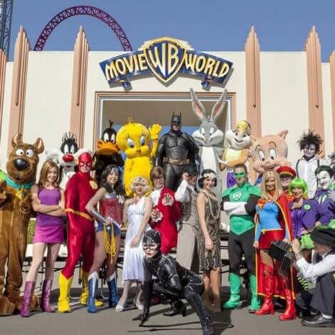 Warner Bros World Abu Dhabi | Book Tickets | KitMyTrip