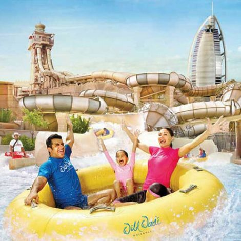 Wild Wadi Water Park | Book Tickets | KitMyTrip