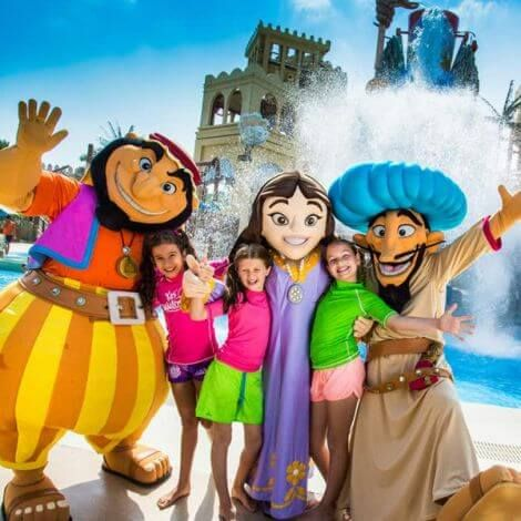 Yas Waterworld Tickets | Offers & Prices | KitMyTrip