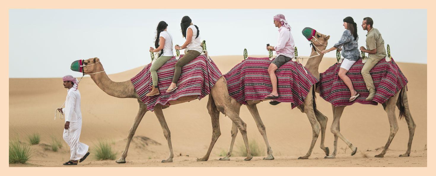 dubai-itinerary-3days-d2-safari-camel_2